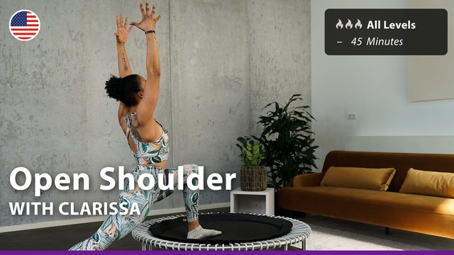 Open Shoulder | 7/2/21 | Clarissa