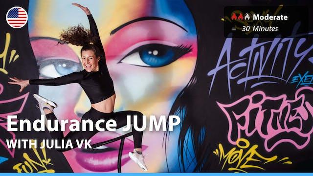Endurance JUMP | 7/3/21 | Julia vK.