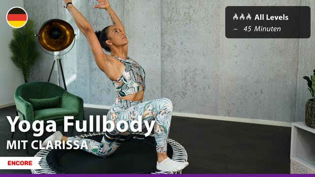 [ENCORE] Yoga Fullbody | 9/9/21 | Cla...