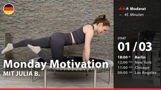Monday Motivation | 3/1/21 | Julia B.