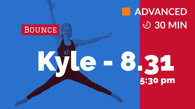 WEIGHT LOSS Express Bounce | 8/31/20 | Kyle