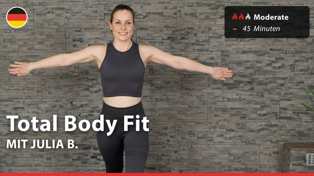 Total Body Fit | 9/10/21 | Julia B.