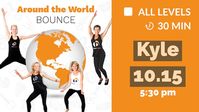 Around the World Bounce: Bollywood! | 10/15/20 | Kyle