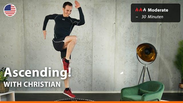 Ascending! | 6/4/21 | Christian
