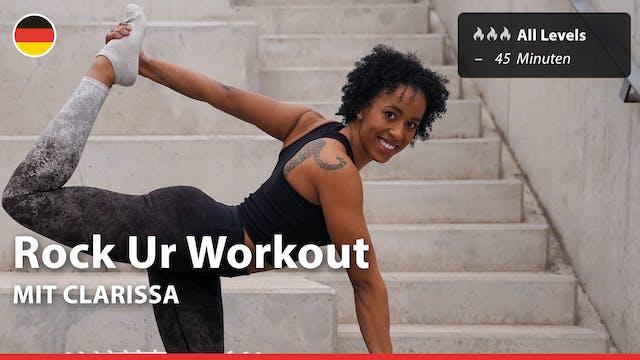Rock Ur Workout | 4/11/21 | Clarissa