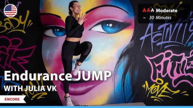 [ENCORE] Endurance JUMP | 7/31/21 | J...