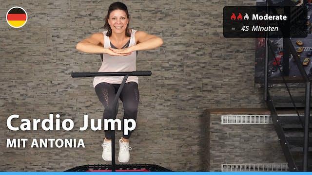 Cardio Jump | 4/9/21 | Antonia