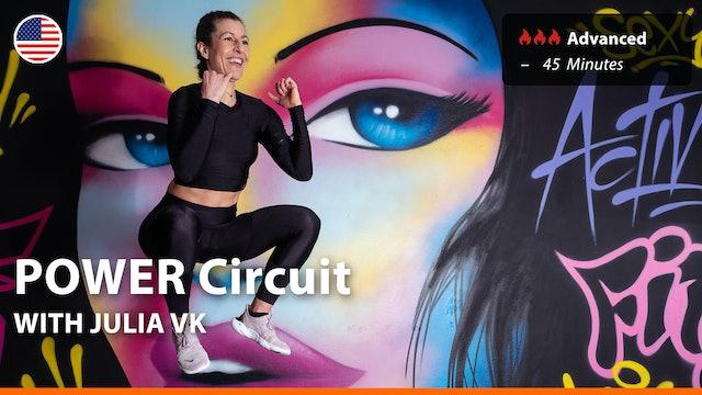 POWER Circuit | 6/2/21 | Julia vK.