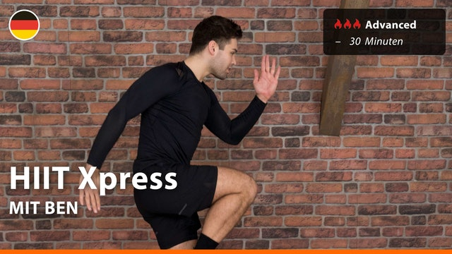 HIIT Express | 4/3/21 | Ben