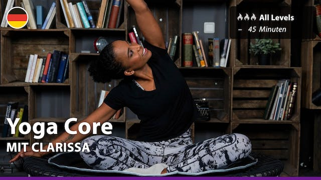 Yoga Core | 4/22/21 | Clarissa