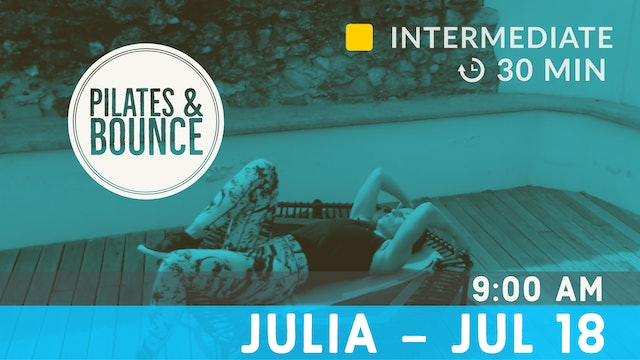 HIIT Pilates | 7/18/20 | Julia