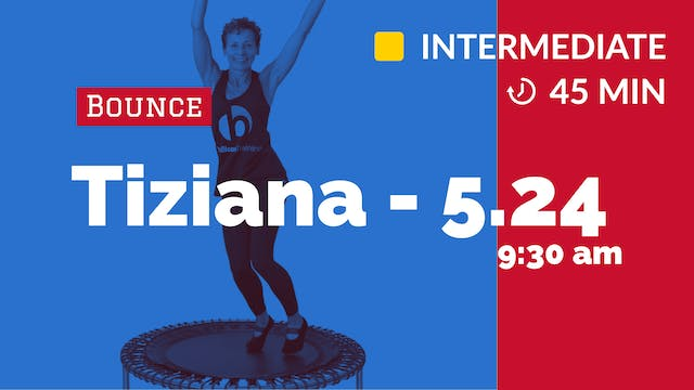 Bounce to the 70s | 5/24/20 | Tiziana