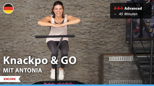 [ENCORE] Knackpo & GO | 8/13/21 | Antonia