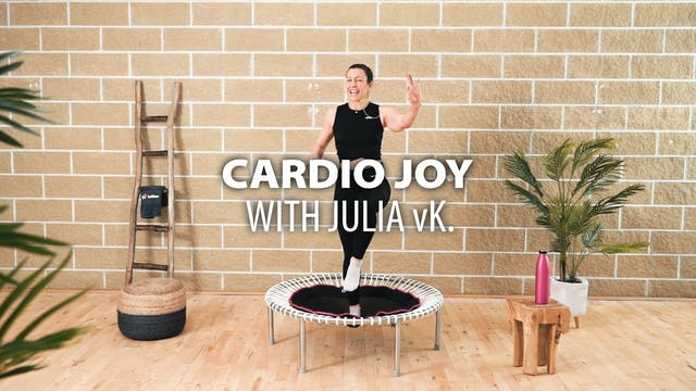 CARDIO JOY with Julia vK.