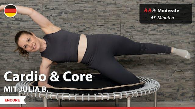 [ENCORE] Cardio & Core | 8/20/21 | Ju...
