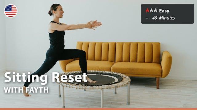 Sitting Reset | 9/21/21 | Fayth