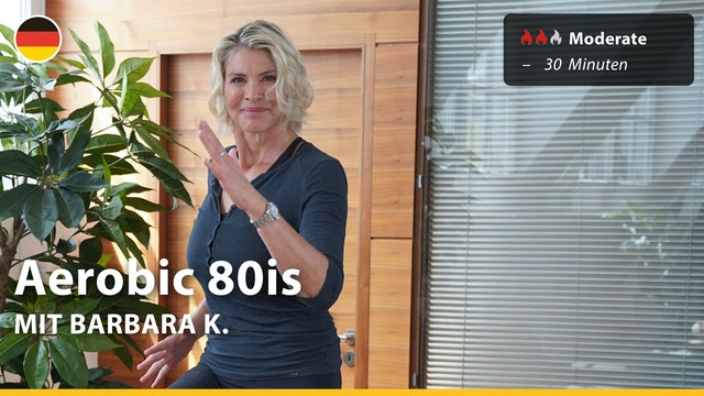 Aerobic 80is | 6/16/21 | Barbara