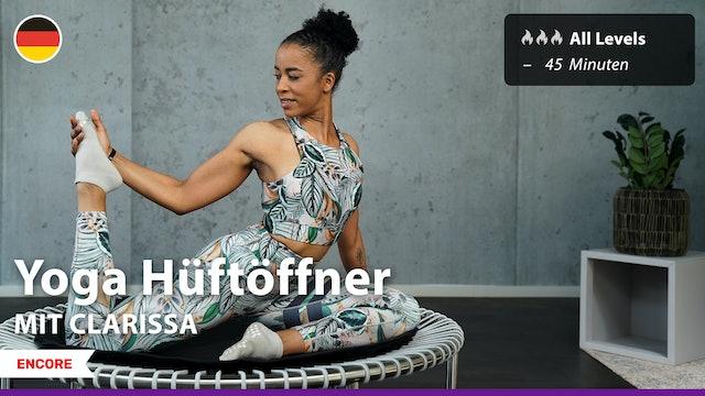 [ENCORE] Yoga Hüftöffner | 7/8/21 | Clarissa