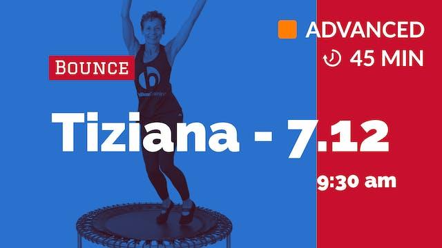 Step It Up | 7/12/20 | Tiziana