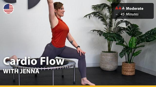 Cardio Flow | 8/19/21 | Jenna