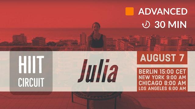 Total Body Styling | 8/7/20 | Julia vK.