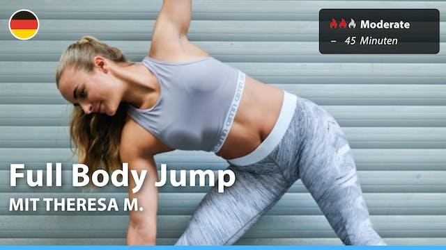 Full Body Jump | 3/15/21 | Theresa