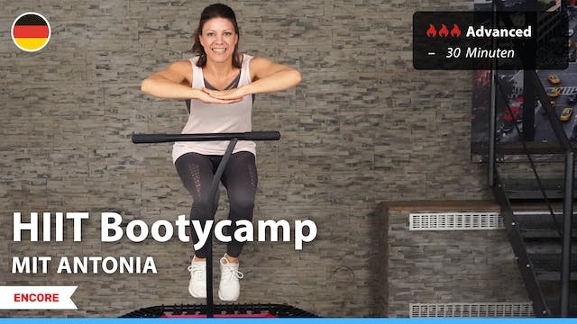 [ENCORE] HIIT Bootycamp | 9/24/21 | A...