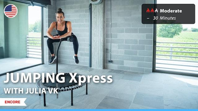 [ENCORE] JUMPING Xpress | 9/25/21 | Julia vK.