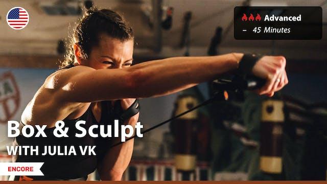 [ENCORE] Box & Sculpt | 9/1/21 | Juli...