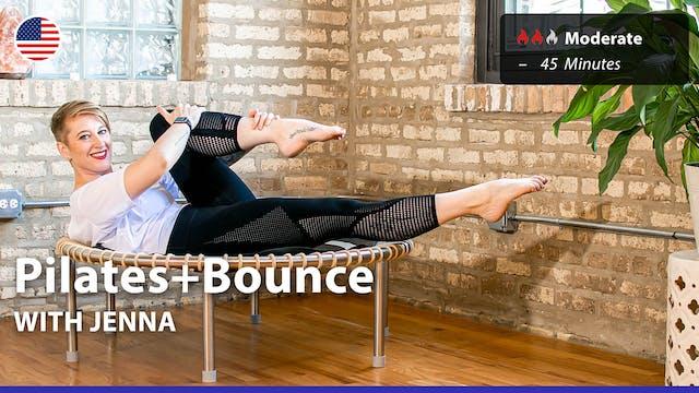 Pilates+Bounce | 3/22/21 | Jenna