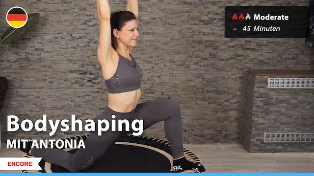 [ENCORE] Bodyshaping | 7/23/21 | Antonia