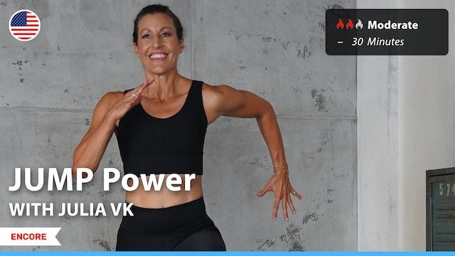 [ENCORE] JUMP Power | 7/24/21 | Julia vK.