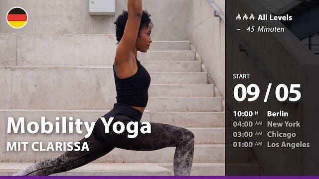 [PREMIERE] Mobility Yoga | 5/9/21 | C...