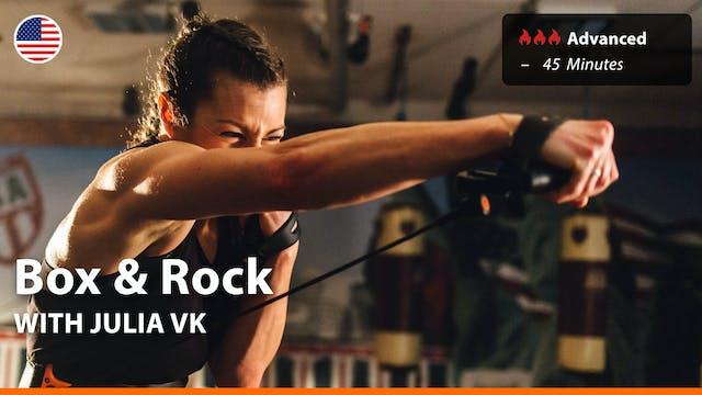 Box & Rock | 4/7/21 | Julia vK.