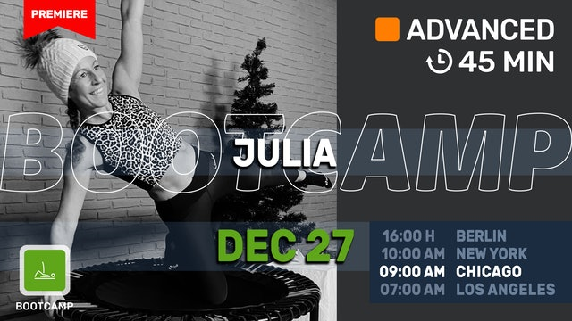 Day After Christmas Hustle | 12/27/20 | Julia