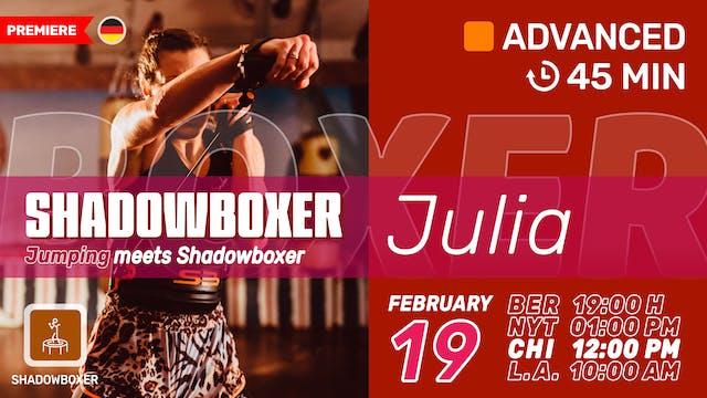 Knockout | 2/19/21 | Julia