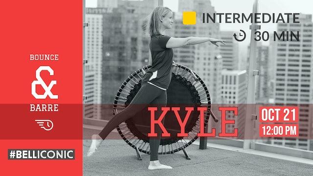Rooftop Barre | 10/21/20 | Kyle
