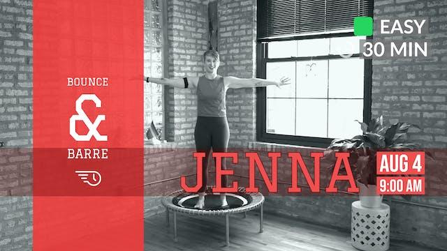 Quick Am Bounce | 8/4/20 | Jenna