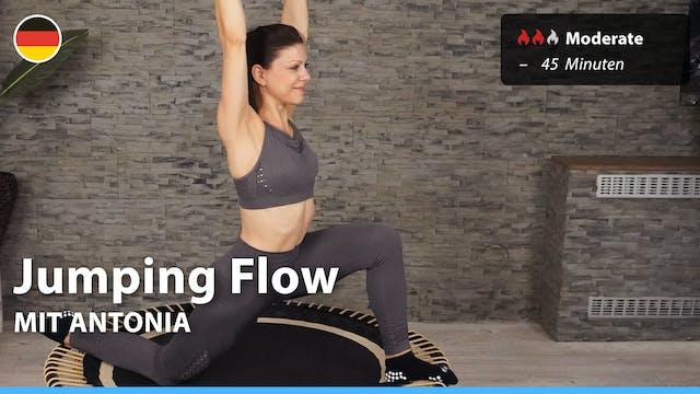 Jumping Flow | 7/16/21 | Antonia