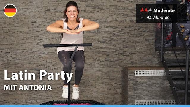 Latin Party | 6/4/21 | Antonia