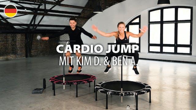 CARDIO JUMP mit Ben & Kim | bellicon ...