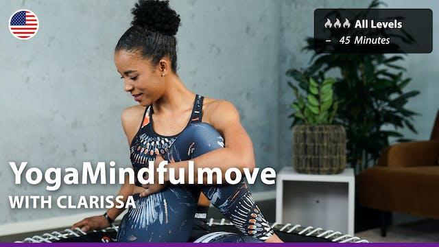 YogaMindfulmove | 9/10/21 | Clarissa