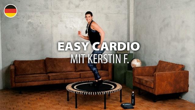 NEW: bellicon HOME Video of the week: EASY CARDIO mit Kerstin