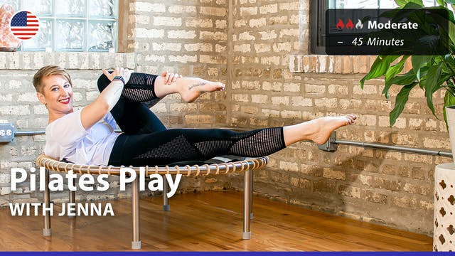 Pilates Play | 5/3/21 | Jenna