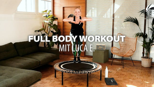Full Body Workout mit Luca E.