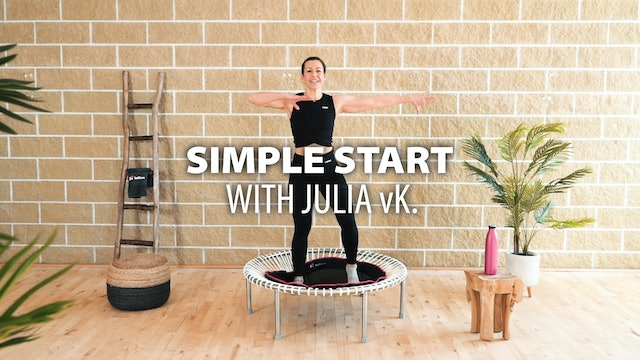 SIMPLE START with Julia vK.