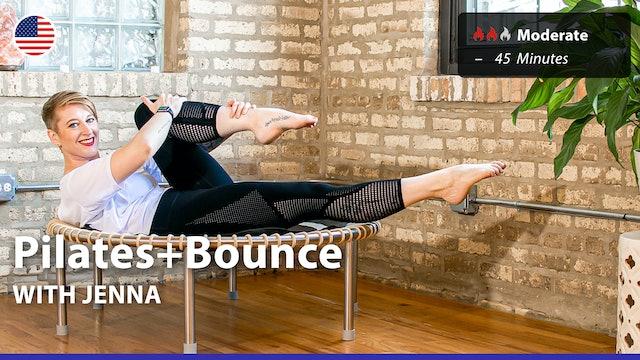 Pilates+Bounce | 5/24/21 | Jenna