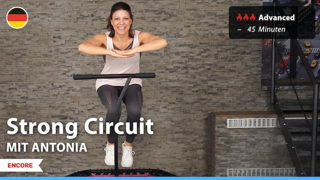 [ENCORE] Strong Circuit | 9/17/21 | Antonia