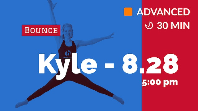 Dance Cardio Drench! | 8/28/20 | Kyle