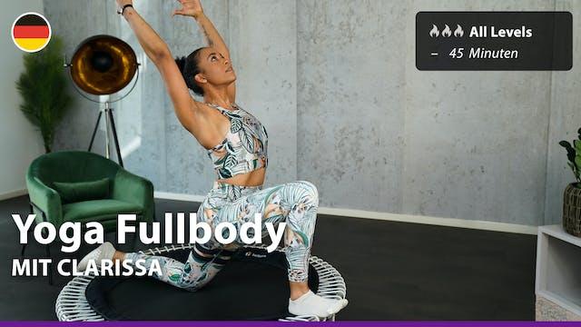 Yoga Fullbody | 5/13/21 | Clarissa